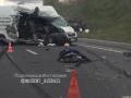 На кузбасской трассе в произошло смертельное ДТП