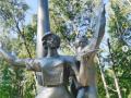 Памятник покорителям космоса установили в Кемерове