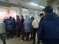 Жители Новокузнецка жалуются на огромные очереди на автовокзале