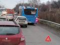 Новый «Волгабас» попал в ДТП