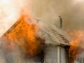 В Новокузнецке из горящего дома спасли 6 человек