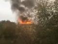 В Рудничном районе Кемерова случился серьёзный пожар
