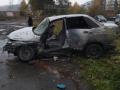 В Кузбассе из-за ДТП погиб человек