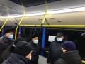 Цивилёв приехал в Новокузнецк и поехал кататься на новых автобусах
