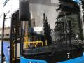 В Новокузнецк привезли больше 30 новых автобусов
