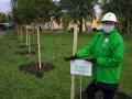Зелёная волна РУСАЛа в Кузнецком районе
