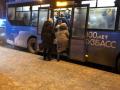 Новокузнечане замерзают в новых автобусах