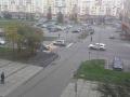 В Новокузнецке оборудовали пешеходный переход из двухцветного холодного пластика