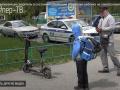Штраф в 30 тысяч заплатит новокузнечанин за езду с ребёнком на электросамокате
