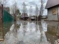 В Новокузнецке идет вторая волна подъема рек