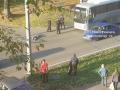 Автобус насмерть сбил пешехода в Новокузнецке