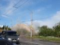 Соцсети: в Ленинске-Кузнецком взорвался автомобиль