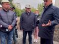 Губернатор Кузбасса заявил, что ремонт «путинского» сада начался ещё до жалобы новокузнечанки