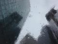 Из-за ливня в Новокузнецке затопило многоквартирный дом