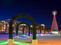 Новогодних снеговиков установят в центре Новокузнецка