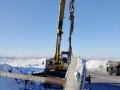 На угольном предприятии в Кузбассе на рабочего упал столб, мужчина погиб