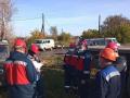 В Кузбассе прошли масштабные учения энергетиков и служб МЧС