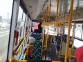 Водитель новокузнецкого автобуса закрыл пассажиров, пока ходил за кофе
